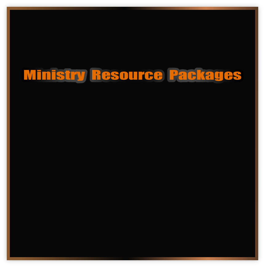 More Info (Pastoral Counseling Package)